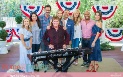 TIM ATWOOD TO MAKE APPEARANCE ON HALLMARK CHANNEL'S HOME & FAMILY FOR 4TH OF JULY SPECIAL
