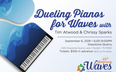 DATE SET FOR 4th ANNUAL DUELING PIANOS FOR WAVES