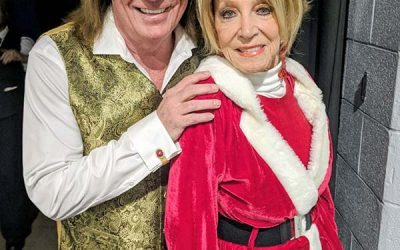 "Tim Atwood To Debut ""She Treats Me Like A Dog"" During Jeannie Seely's Annual Santa Paws Is Coming To Town Benefit On Historic Ernest Tubb Midnite Jamboree"
